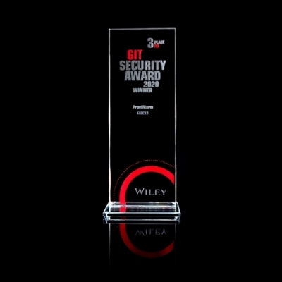 Internationaler GIT SECURITY AWARD 2020