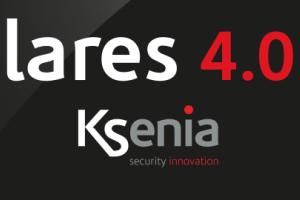 Funk-Brandmeldesystem Ksenia Lares 4.0