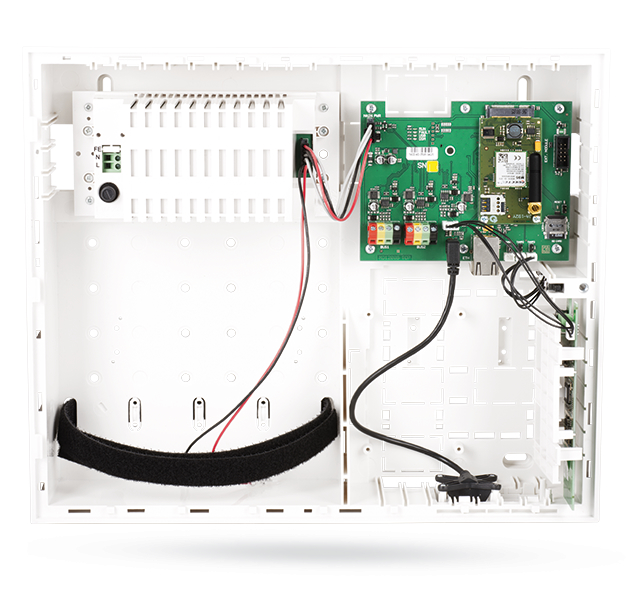 107KRY4G JABLOTRON 100 Zentrale mit 868 MHz Funk/LAN/GSM/4G Mobilfunk