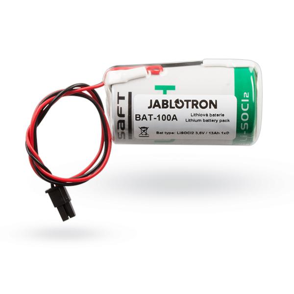 BAT100A   Lithium-Batterie für Außensirene 163A
