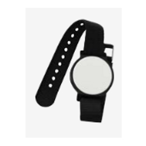SLS-94-SZ Armband-Transponder schwarz