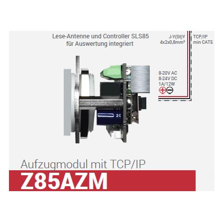 Z85AZM Aufzugsmodul mit TCP/IP