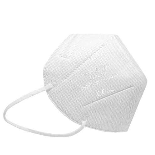 FFP2 Atemschutzmasken-Box, CE zertifiziert, 20 Stück