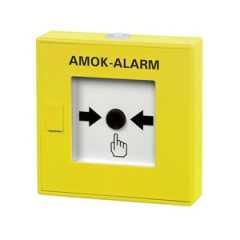 183M-DKMA   SYSTEM 100  FUNK-Melder >AMOK<
