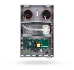 163A-BASE-RB  SYSTEM 100 Funk-Außensirene drahtlos