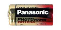 CR123A   Lithium-Batterie 3V