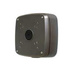 LAB5D Anschlußbox anthrazit, wettergeschützt, IP66