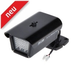 LIR60 LED IR-Strahler 60°