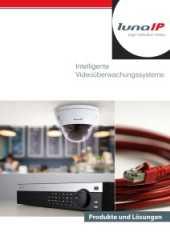 lunaIP Flyer mit Produktübersicht
